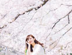 かとう唯 x 桜