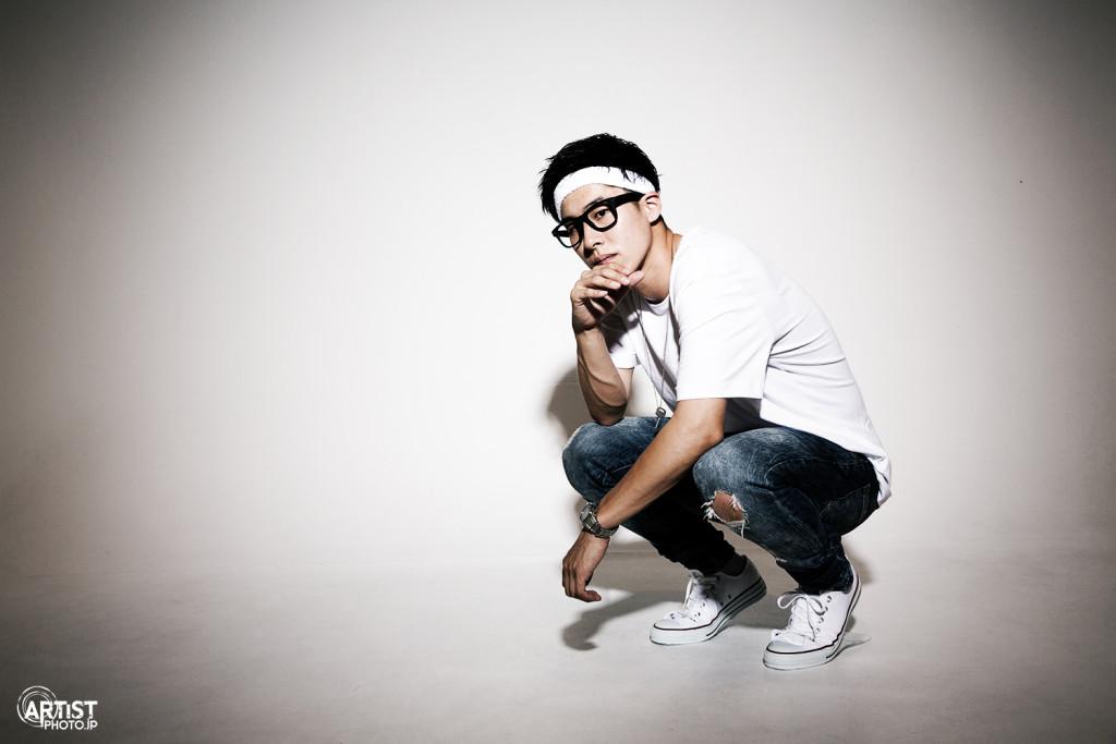 DJ HO-HEYアーティスト写真