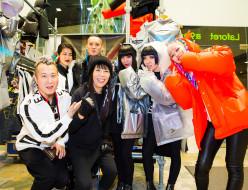Michiko Londonコシノミチコさんインタビュー