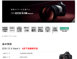 canon EOS 1D X Mark2