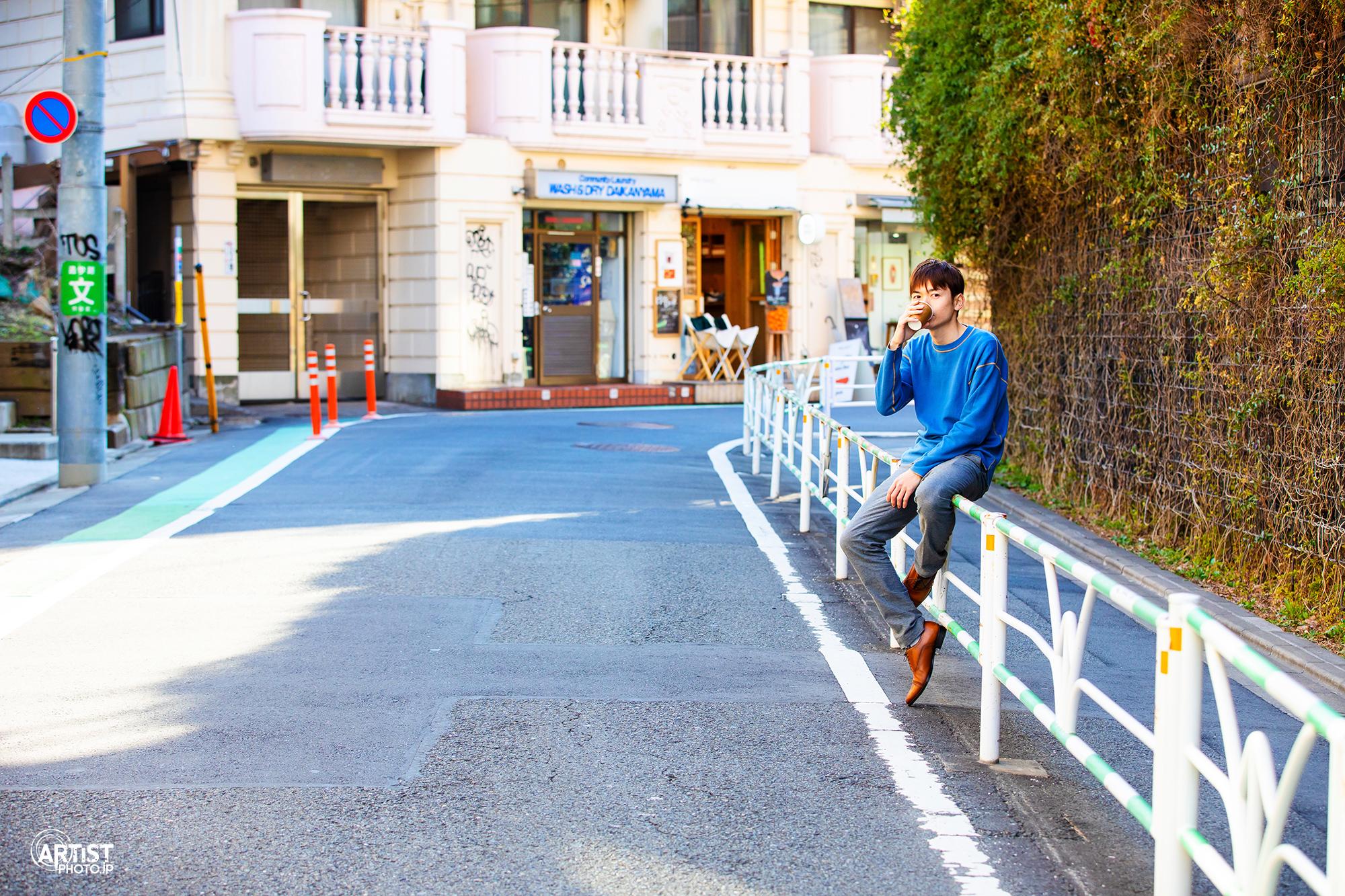 平岡史也アーティスト写真