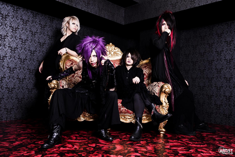 V系バンド リヴェーナ アー写 / ARTIST-PHOTO.jp