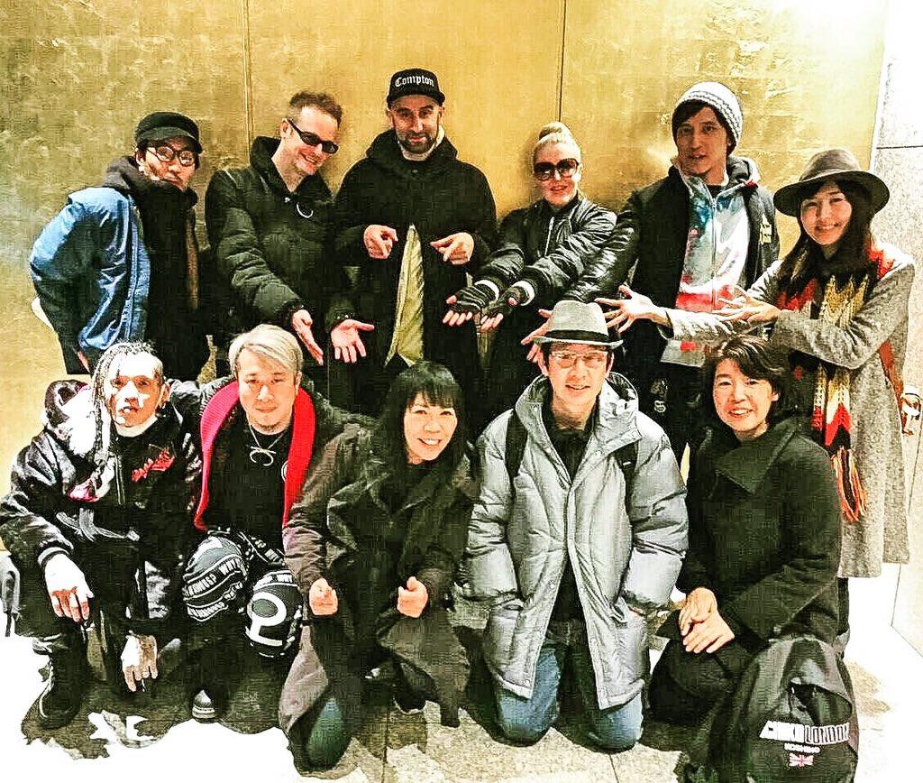 Michiko LONDONデザイナーMichiko Koshinoさん撮影