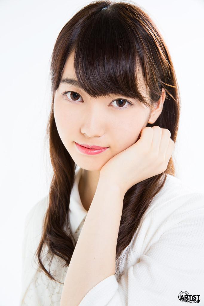 Mikiko宣材写真撮影